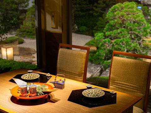 庭園茶寮 みな美